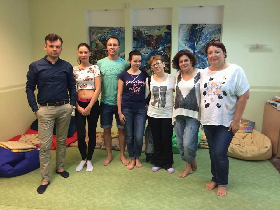 Волонтерська Психологічна Служба (переселенці, члени сімей ветеранів АТО та ветерани АТО)